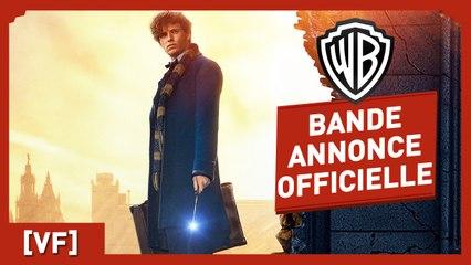 Les Animaux Fantastiques - Bande Annonce Officielle Comic-Con - VF