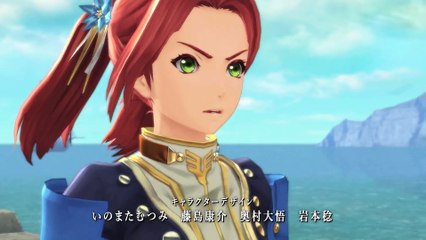 Tales of Berseria : Eleanor Trailer