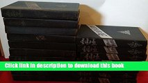 PDF The Book of the Thousand Nights and A Night (10 Volumes) plus Supplemental Nights (7 Volumes)