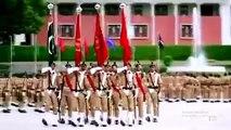 Hum Tere Sipahi Hain - Pak Army Song - ISPR 2017   - Pakistan  Mili Nagmas 2017- ISPR New Nagma 2017