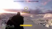 Star Wars Battlefront collezione Hoth modalità Battaglia Eroi