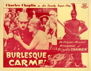 Chaplin - Burlesque of Carmen 1915