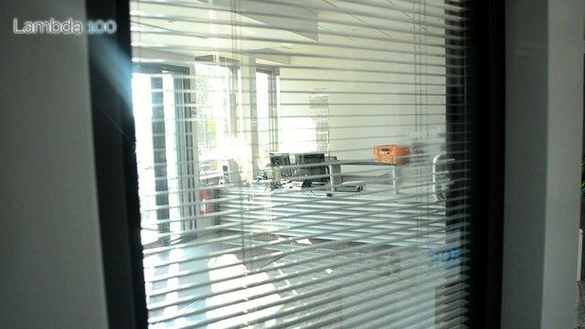SOCOMAL - Fenêtre en aluminium Lambda 100