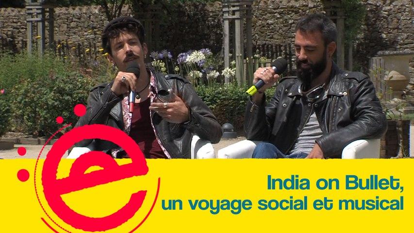 L'Estivale : India on Bullet, un voyage social et musical