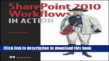 Download SharePoint 2010 Workflows in Action PDF Free