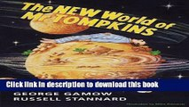 Download Books The New World of Mr Tompkins: George Gamow s Classic Mr Tompkins in Paperback ebook
