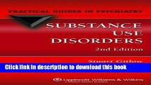 Read Books Substance Use Disorders (Practical Guides in Psychiatry) E-Book Free