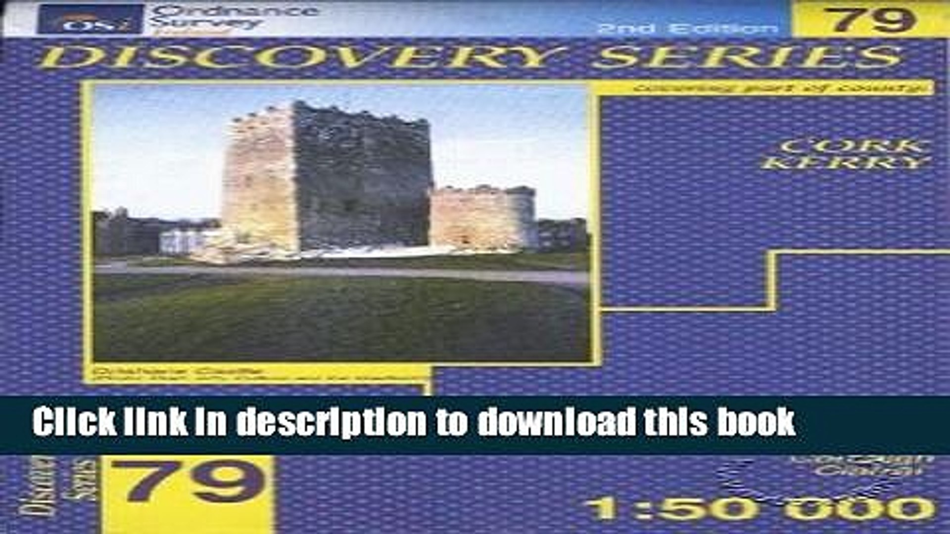 Read D79 Cork, Kerry (Discovery Maps) (Irish Discovery Series)  Ebook Free