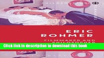 Read Eric Rohmer: Filmmaker and Philosopher (Philosophical Filmmakers) Ebook Online