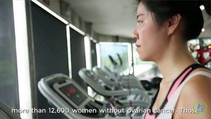 Exercise Can Reduce The Risk Of Ovarian Cancer