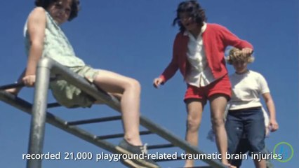 Increase In Playground Head Injuries And Concussions