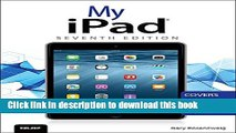 Read My iPad (Covers iOS 8 on all models of  iPad Air, iPad mini, iPad 3rd/4th generation, and