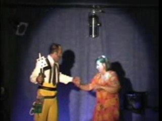 magicien / ventriloque / humoriste