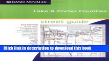 Read Rand McNally Lake   Porter Counties: Street Guide (Rand McNally Lake   Porter Counties