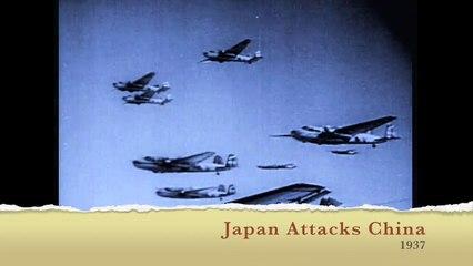 The Newsreel Japan Attacks China 1937