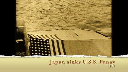 The Newsreel Japan sinks U.S.S. Panay 1937