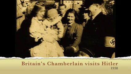 The Newsreel Britain's Chamberlain visits Hitler 1938