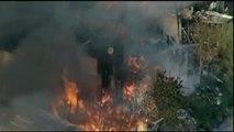 SP: Menino surdo não consegue escapar de incêndio em favela e morre carbonizado