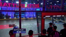 Ghost Raptor vs. Razorback- BattleBots