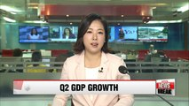 Korean economy grows 0.7% in Q2 q/q
