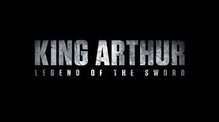King Arthur: Legend of the Sword - Comic-Con Trailer