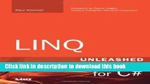 Read Book LINQ Unleashed: for C# ebook textbooks