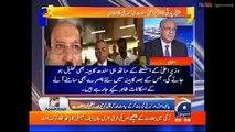 Najam Sethi's analysis on Qaim Ali Shah's termination