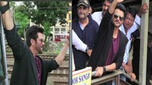 Anil Kapoor Reacts On Train Stunt Controversy #Bollywood News #Vianet Media