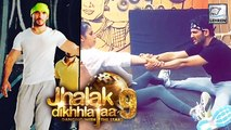 OMG! Arjun Bijlani INJURED | Jhalak Dikhhla Jaa 9  | Colors TV