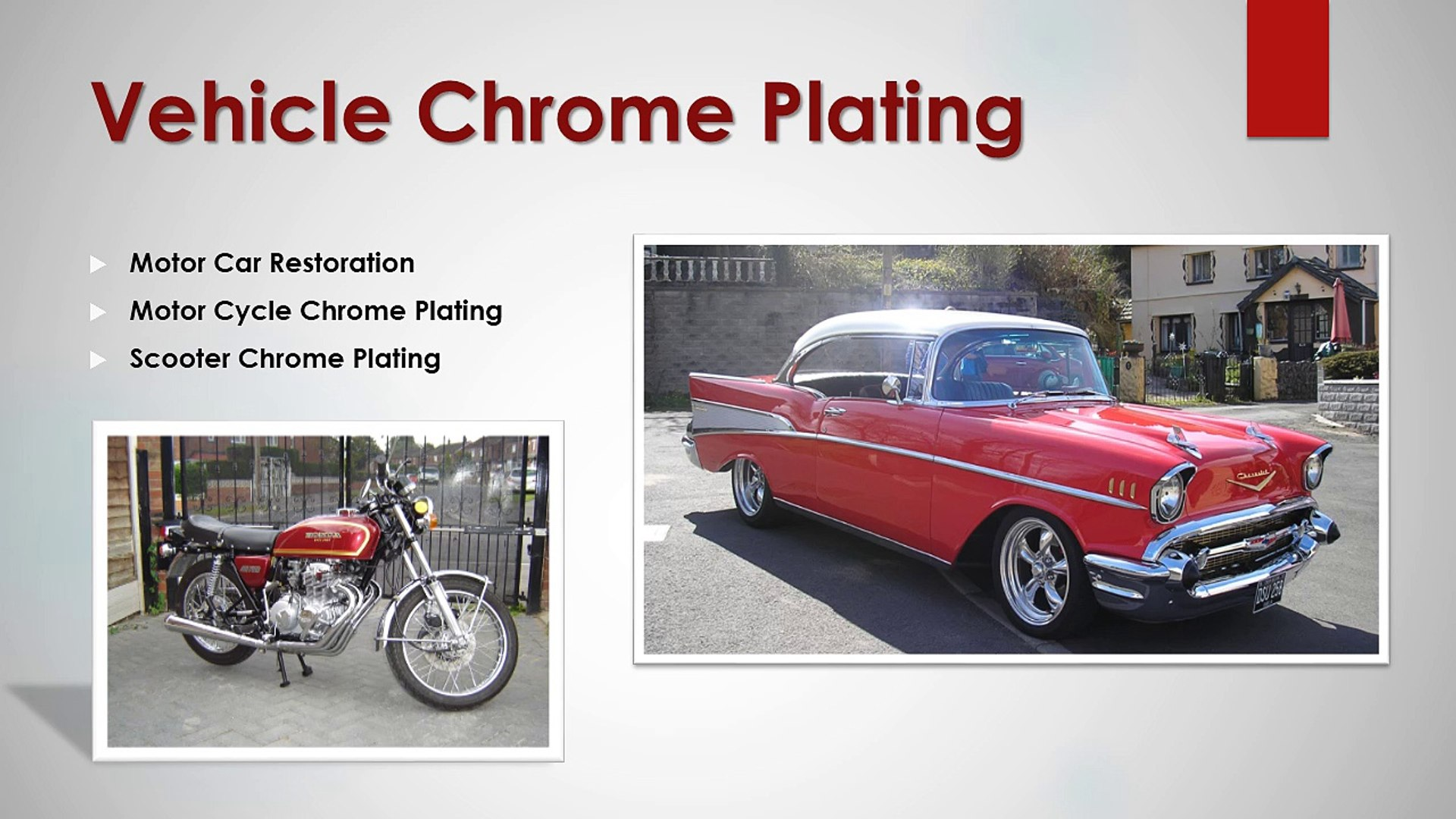 The Best Chroming and Rechroming Guide