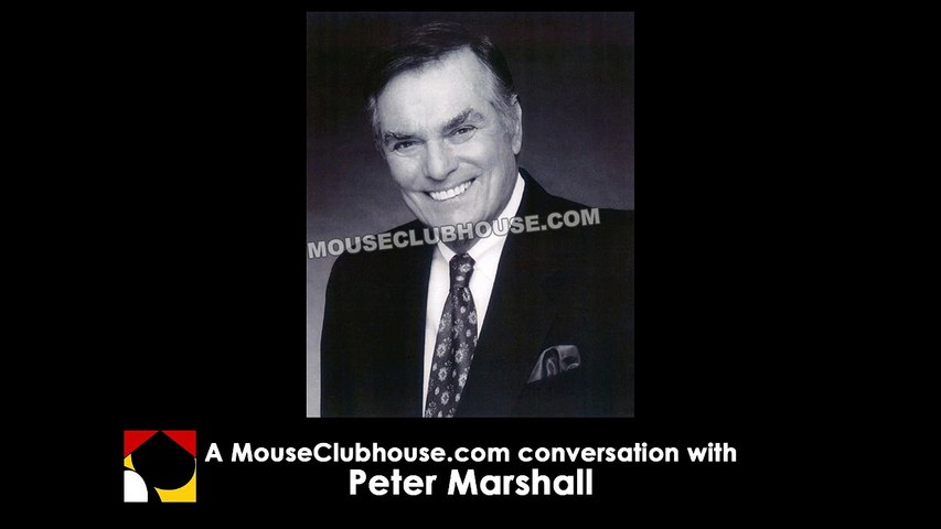 Interview - Peter Marshall Big Bands; Hollywood Squares & more