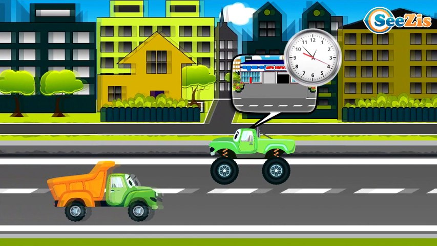 REAL CITY HEROES - Fire Truck & Police Car with Racing Cars - Vehicles for Kids Rescue Car City