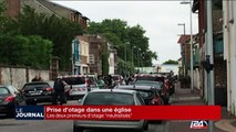 """France : prise d'otage dans une église, les preneurs d'otage """"neutralisés"""""""