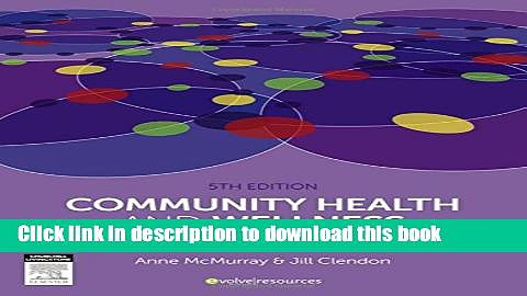 [PDF] Community Health and Wellness: Primary Health Care in Practice [Download] Online