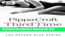Read Books Third Time Lucky (The Oxford Blue series) E-Book Free