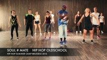 DANSOUL en stage d'été : HIP HOP OLDSCHOOL by Soul#Mate