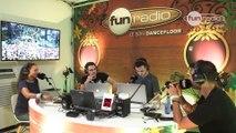 R3hab en interview à Tomorrowland chez Fun Radio