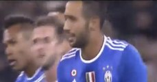 Mehdi Benatia First Goal - Juventus vs Tottenham - International Champions Cup 2016