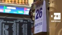 La Bolsa española amplía las caídas a mediodía y se sitúa al borde de los 8.500 puntos