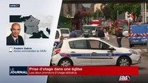 """""""Les terroristes utilisent des armes faciles à se procurer, c'est là le problème"""", Frédéric Gallois"""