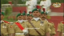 Pakistan Army Song 2017- Pak Fauj Tu Zindabad (Update)   - Pakistan  Mili Nagmas 2017- ISPR New Nagma 2017