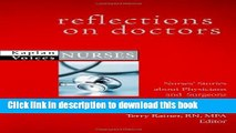 Read Reflections on Doctors: Nurses  Stories about Physicians and Surgeons (Kaplan Voices) Ebook