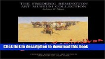 Download Frederic Remington Art Museum Collection  Ebook Free