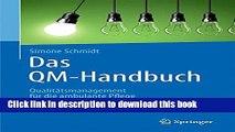 Download Das QM-Handbuch: Qualitätsmanagement für die ambulante Pflege Ebook Online