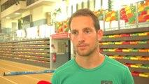 Athlétisme - JO - Rio 2016 : Lavillenie évoque sa préparation