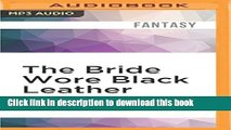 Read The Bride Wore Black Leather (Nightside) Ebook Online