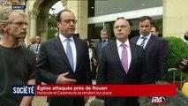 """""""Nous devons mener la guerre contre Daesh, par tous les moyens dans le respect du droit"""", François Hollande"""