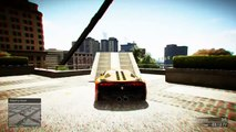 GTA 5 Funny Moments 'STAIRWAY TO MAZE BANK' E279 (GTA V Online).