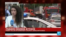 """France church attack: the priest that was killed by IS terrorists """"devoted his entire life to the church"""""""