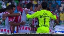 Liga MX: León 0 - 0 Necaxa  (24.07.2016)